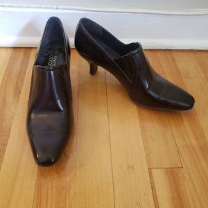 Franco Sarto 2.5inch Heel Booties
